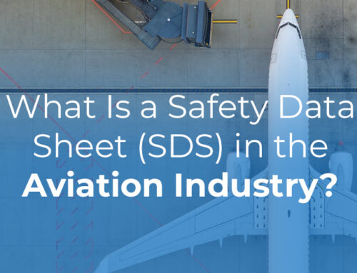 What Is a Safety Data Sheet (SDS) in the Aviation Industry?